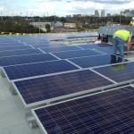 solar array-city of orlando